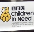 BBC CHILDREN IN NEED RICKSHAW CHALLENGE AT SHELSLEY