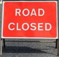 HOLLYBUSH LANE, CLIFTON, ROAD CLOSURE